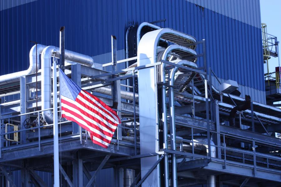 American Manufacturing Plant