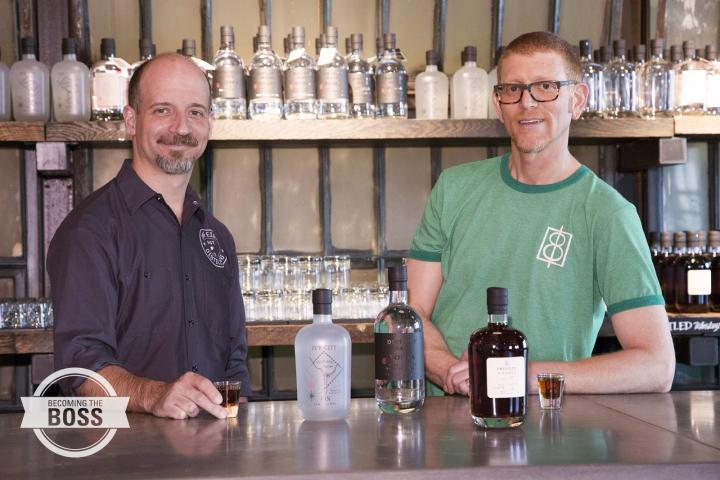 One Eight Distillery
