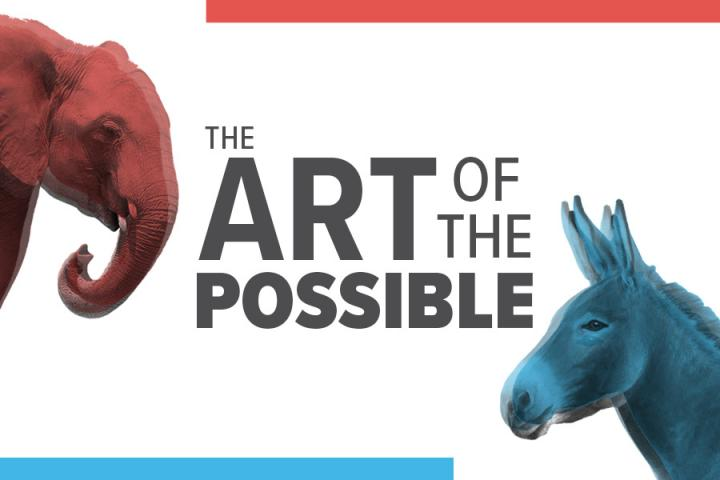 The art of the possible.