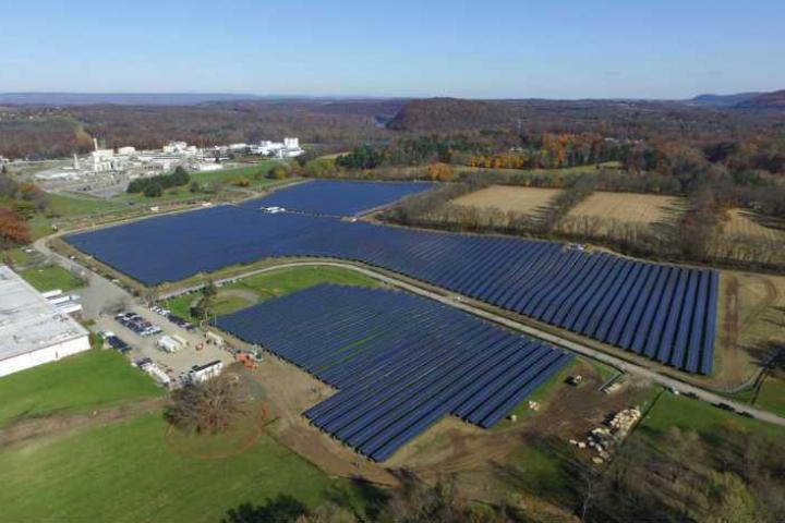 DSM solar field