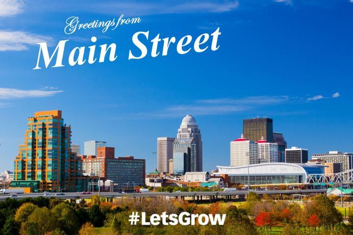#LetsGrow Postcards