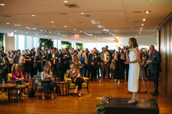 Salesforce Climate Week NY 2019