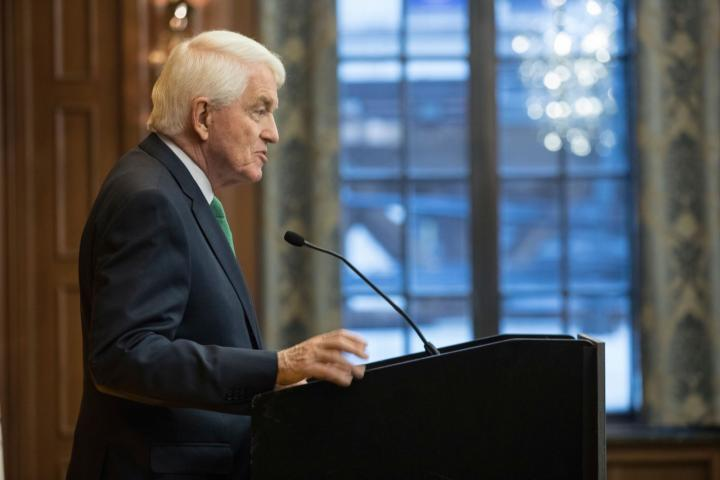 U.S. Chamber of Commerce President and CEO Tom Donohue.