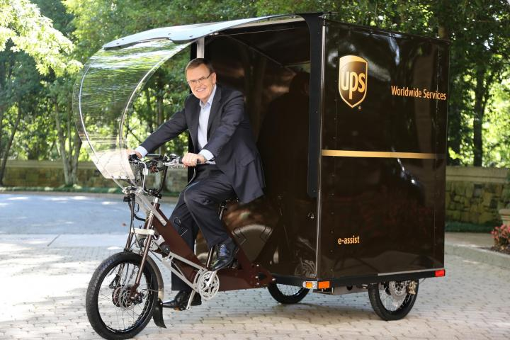#BizUnited Presents Truck Trikes and UPS