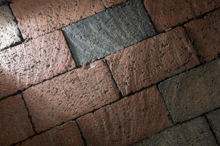 Bricks on Pennsylvania Avenue