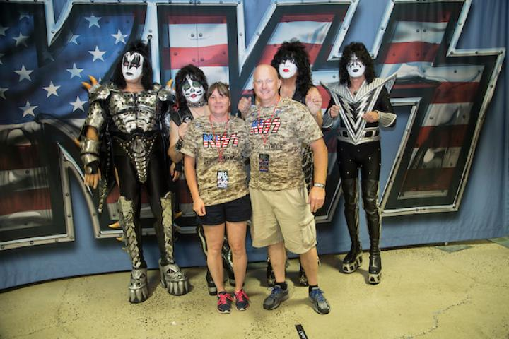 Hiring Our Heroes and KISS