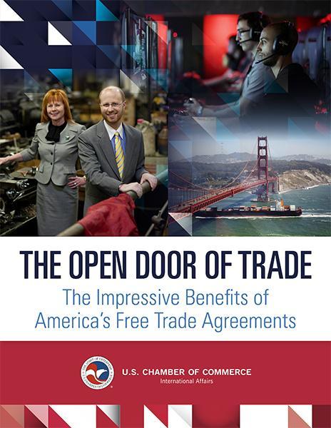 Open Door of Trade report cover