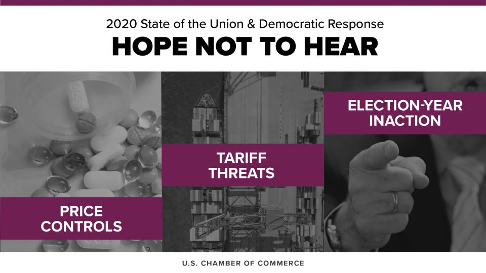 SOTU 2020: Hope NOT to hear