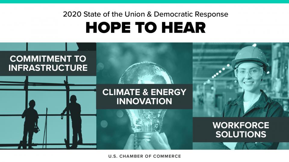 SOTU 2020: hope to hear