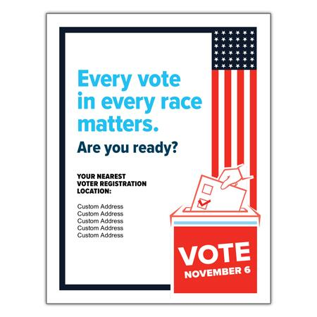 Voter Toolkit Flier