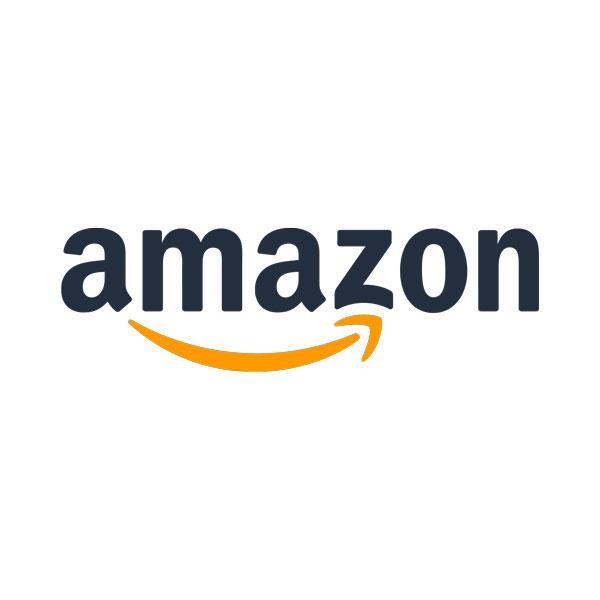 Amazon sponsor logo for the Global Summit