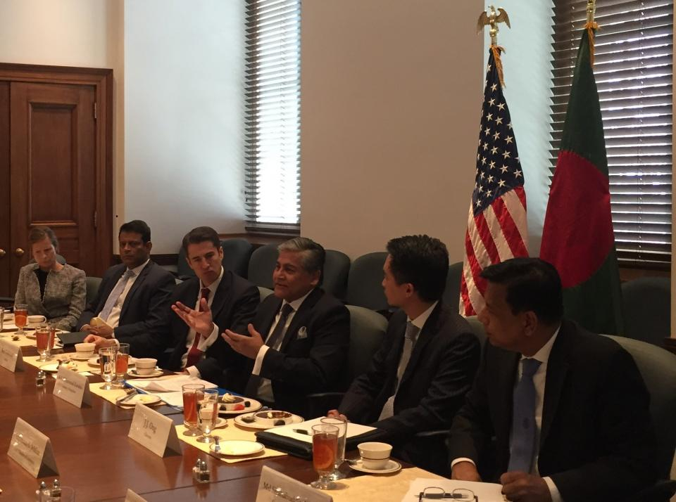U.S-Bangladesh Working Group