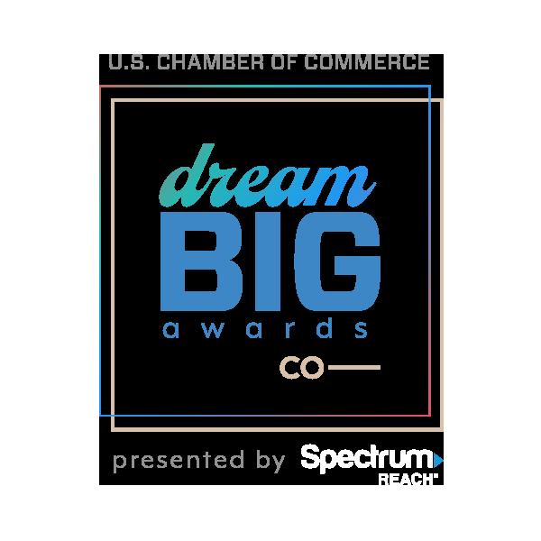 Dream Big Awards Sponsored by Spectrum Reach (with logo)