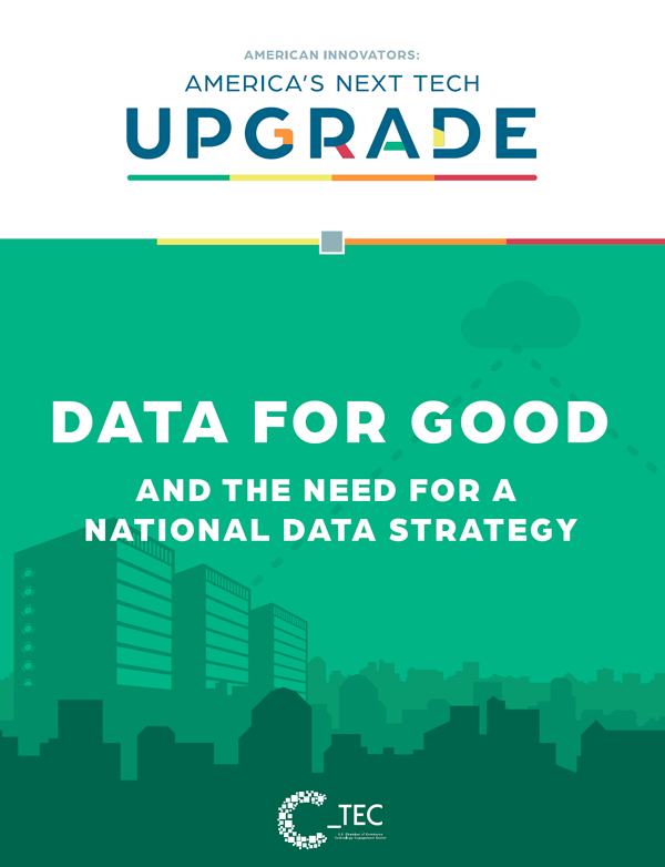 America's Next Tech Upgrade - Data Report Cover