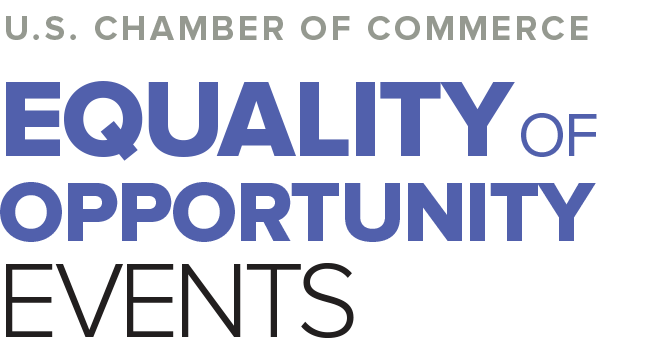 Equality of Opportunity Initiative Event Title Treatment