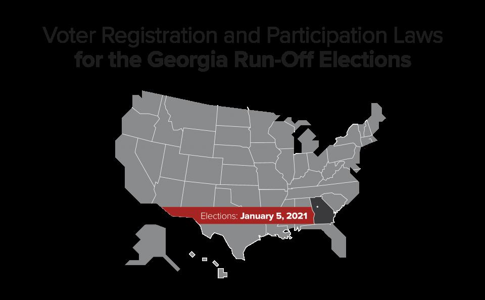 Georgia runoff header image with date - January 5th, 2021