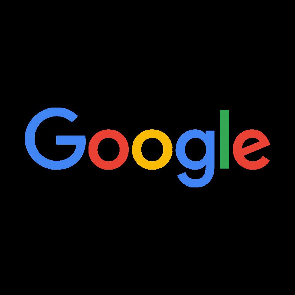 Google sponsor logo for the Global Summit