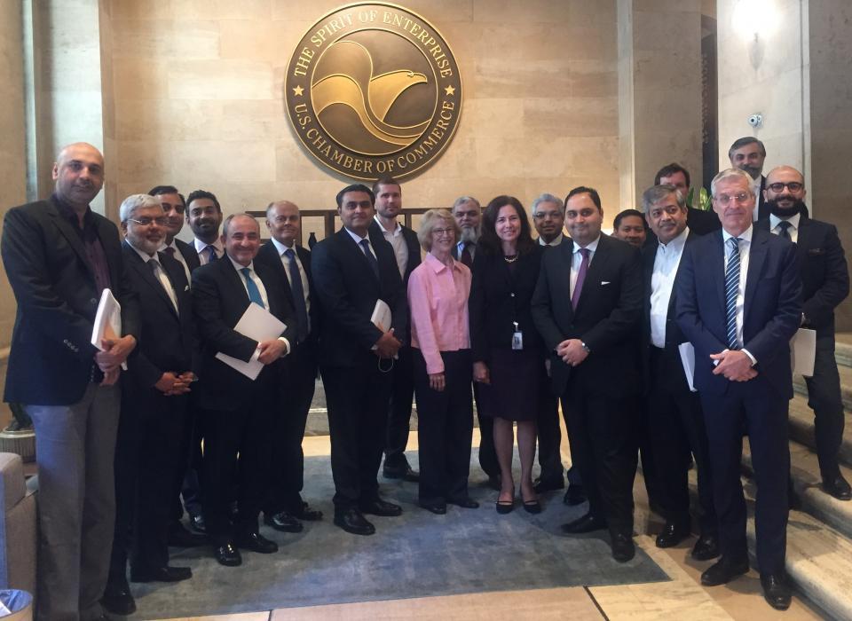 U.S.-Pakistan Business Council
