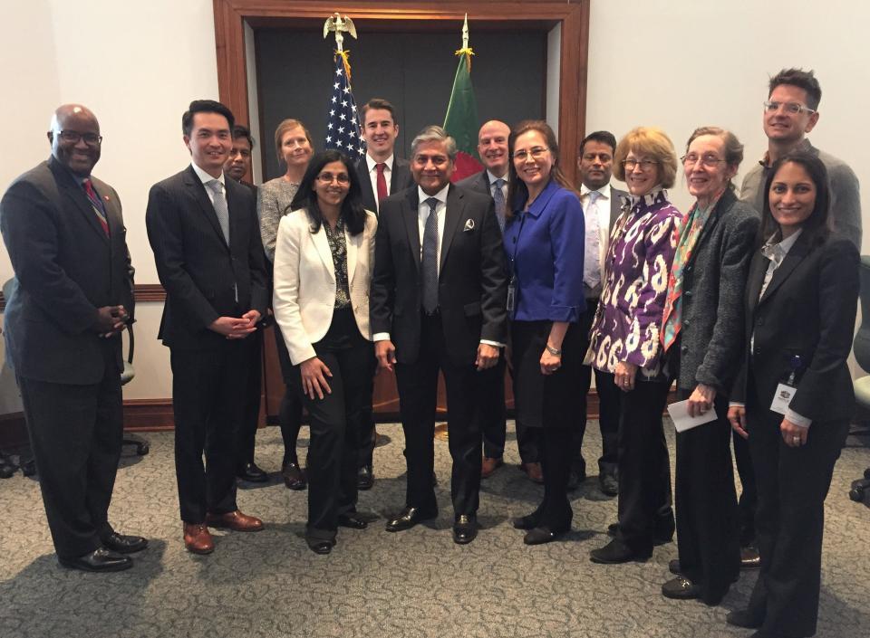 U.S.-Bangladesh Working Group