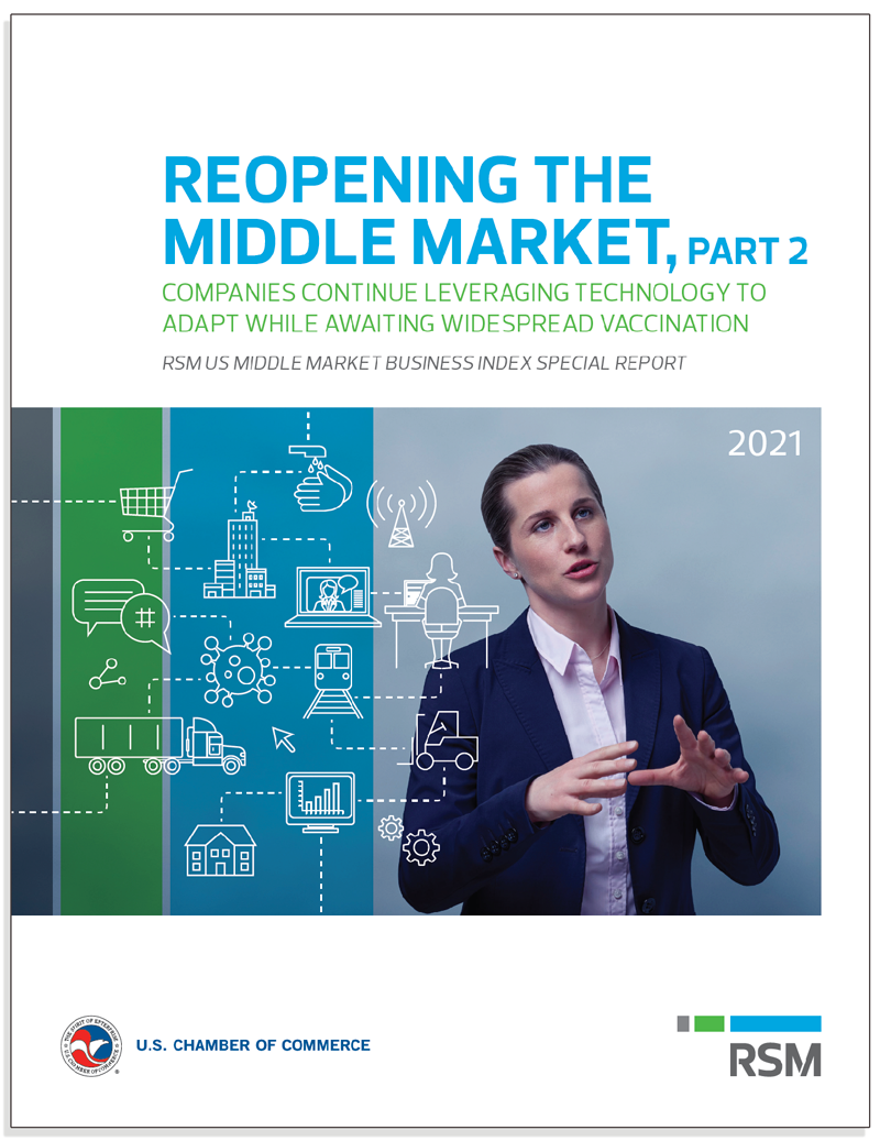 MMBI Report Cover for part 2 of the Reopening Series - January 2021