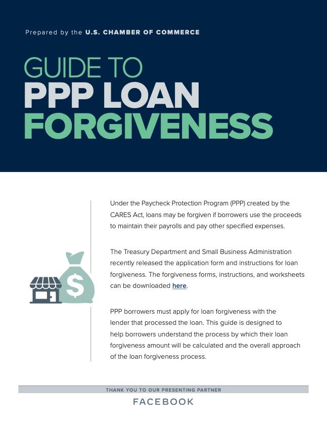 PPP forgiveness thumbnail