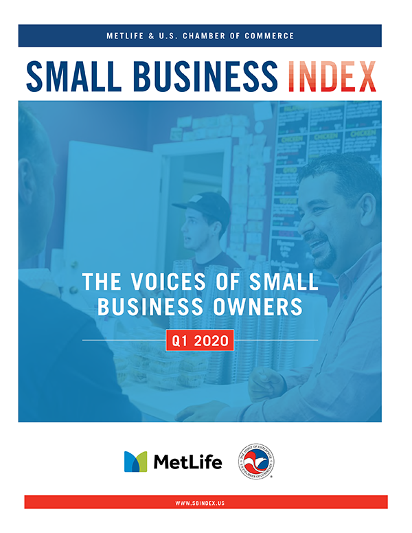 Small Business Index Cover of Q4