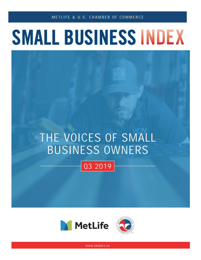 Small Business Index Cover of Q2