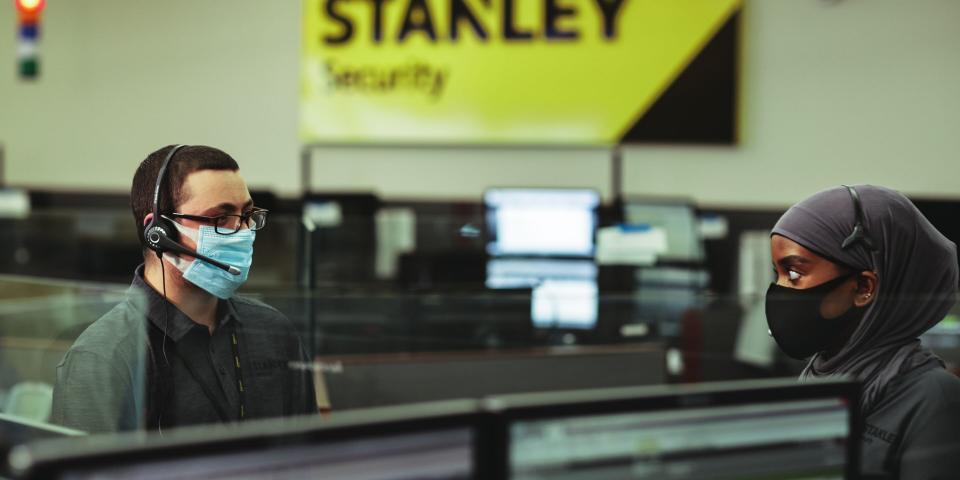 Stanley Black & Decker employees