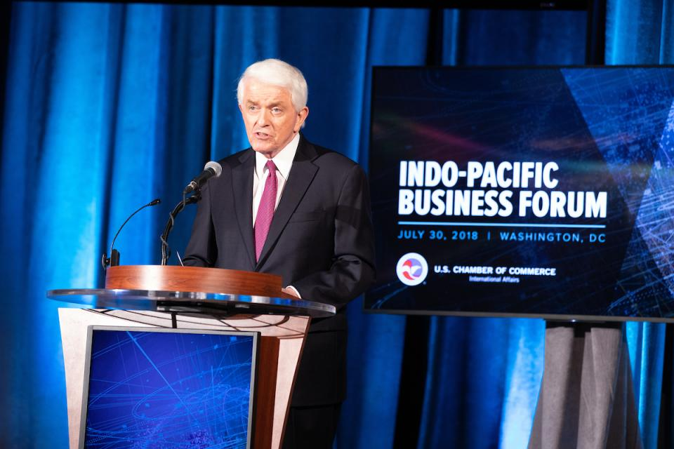 Indo-Pacific Business Forum Highlights | U S  Chamber of Commerce