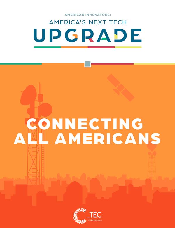 America's Next Tech Upgrade - Broadband Report Cover