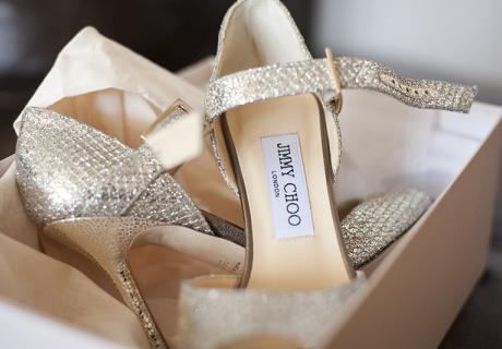 Jimmy Choo stomps on IP infringers.