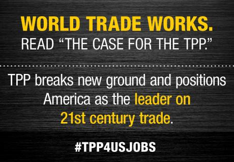 The Case for TPP