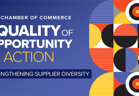 Equality of Opportunity In Action: Supplier Diversity event image