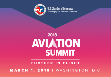 2018 Aviation Summit: Further in Flight, March 1, 2018, Washington DC