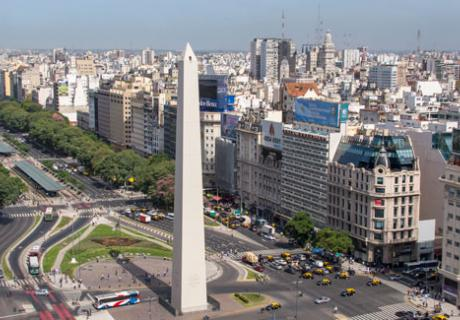 Argentina Background Image