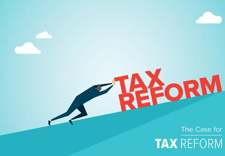 Pushing Tax Reform to the finish line