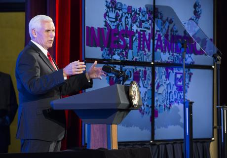Pence Invest America