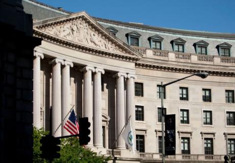 EPA headquarters.
