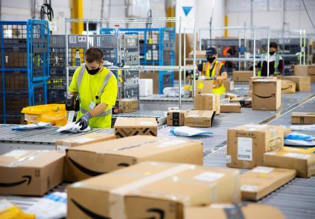 Amazon site
