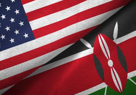 U.S. & Kenya Negotiate a Free Trade Agreement