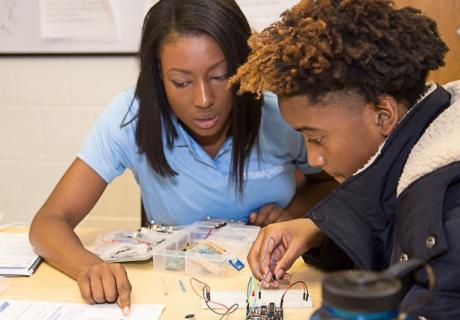 Aisha Bowe, Founder and CEO of STEMBoard