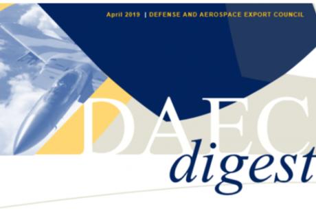 DEAC Digest - April 2019