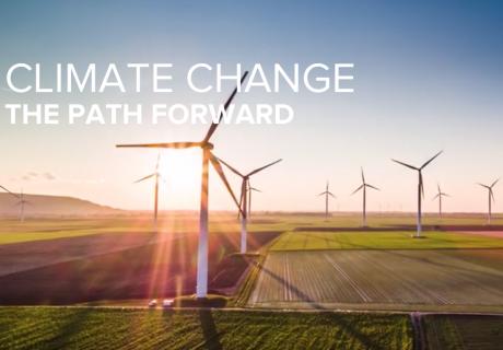 climate change path forward