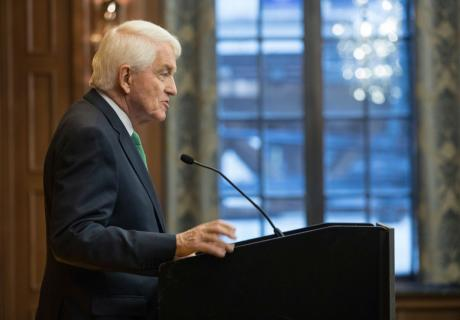 U.S. Chamber of Commerce CEO Tom Donohue.