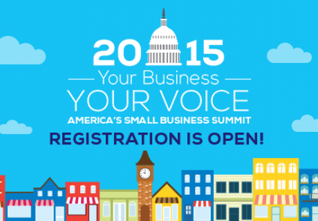 America's Small Business Summit 2015 Registration is Open banner