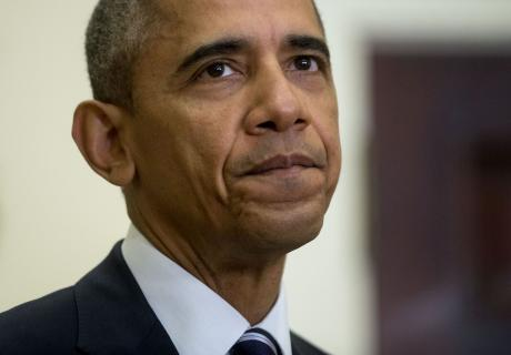 President Barack Obama announces he rejected the Keystone XL pipeline.