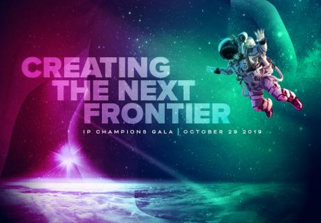 Key Graphic for the IP Champions Gala Event 2019