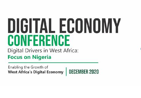 Africa Nigeria Event Graphic
