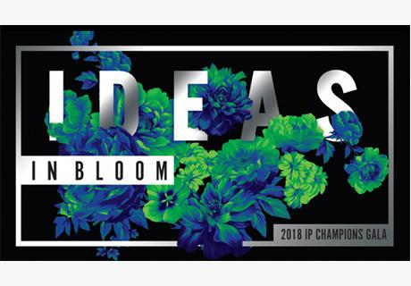 IP Gala Teaser Image - Ideas in Bloom