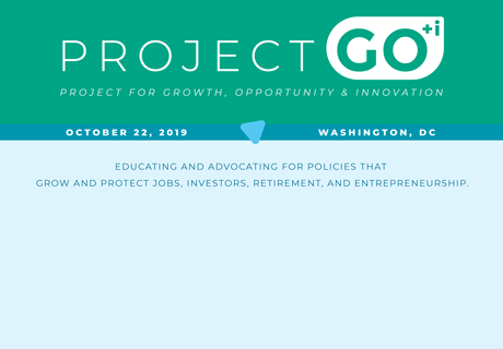 Project Go Event Graphic